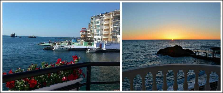 Летим в Крым из Кирова!!! Гостиница«Санта Барбара» от 24200.