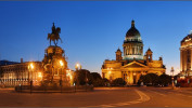 Санкт-Петербург (4 дня, ж/д)