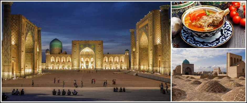 Вы ещё не были в Узбекистане? Туры на 8 марта от 38300 рублей.