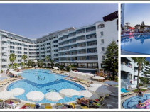 Празднуем День защиты детей на море! Турция:SENZA HOTELS GRAND SANTANA 4* с 01.06.2019 на 10 дней от 32 900 рублей!!!