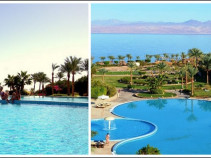 Жаркий отдых в Dessole Holiday Taba Resort 4*!!!