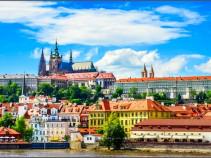 Туры в город, окутанный тайнами и легендами; страну замков и неповторимой природы! Чехия, Прага: цены на неделю от 31300 рублей!