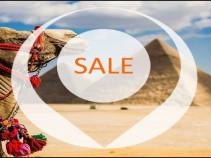 Отдых в Египте – это великолепная Хургада. 8 дней от 30600 рублей.