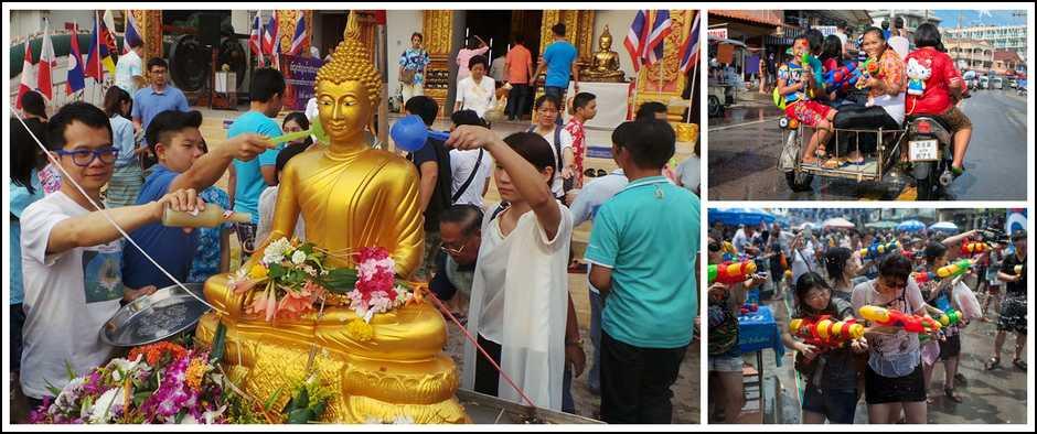 Тайский новый год Сонгкран 2019. 14 ночей от 37900 рублей.