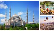 Туры в Турцию: с 27.05.2019 на 9 ночей от 24 000 рублей!
