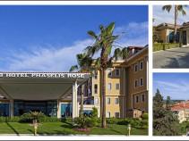 Семейный отдых в Турции: Club Hotel Phaselis Rose 5* с 20.05.2019 на 10 дней от 47 900 рублей!!!