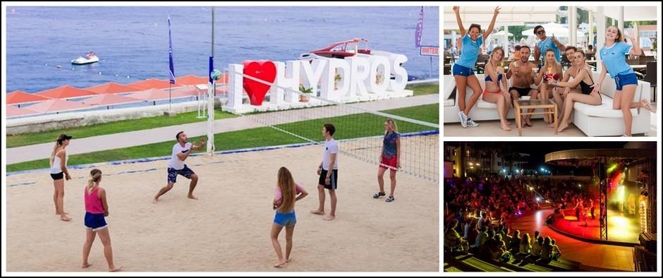 """""""DAY&NIGHT Connected Club Hydros 5*""""на 8 дней от 31000 рублей!!!"""