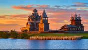 """Экскурсионная программа:""""А ночи здесь белые «LIGHT»: Кижи* – Валаам + Рускеала* – Марциальные воды – водопад Кивач""""."""