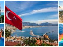 Приблизь лето — скорее лети в Турцию! Отличные предложения с 23.05.2019 на 9 ночей от 24 300 рублей!!!