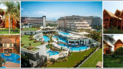 Проведите шикарный отдых всей семьей в Турции вместе с Long Beach Resort Hotel & Spa Deluxe 5*