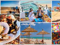 Яркий и неповторимый — все это Тунис: с 13.05.2019 на 9 ночей от 23 100 рублей!!!