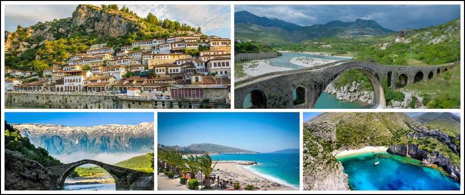 Новинка! Албания: вкусно, недорого, душевно. 10 дней от 26900.