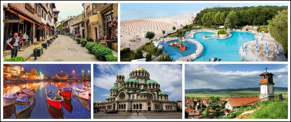 Болгария на «Всё включено» на 7 ночей от 22000 рублей!