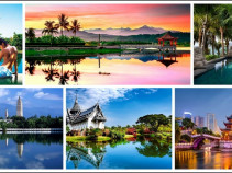 Летим на отдых в Китай: о-в Хайнань на 15 ночей от 32 500 рублей!