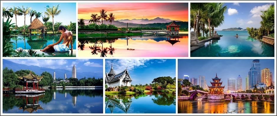 Летим на отдых в Китай: о-в Хайнань на 9 дней от 25600 рублей!
