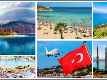 Для любителей моря — Турция: на 14 ночей от 39 500 рублей!