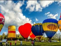 Автобусный тур из Кирова в Переславль-Залеский на фестиваль воздушных шаров, 2 дня.