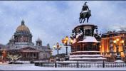 «Встреча Нового года в северной столице»(Санкт-Петербург, 7 дней, автобус).