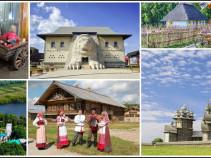 5 музеев-заповедников России, рассказывающих о давно минувших днях.