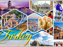 Для любителей моря — Турция: на 8 дней от 14300 рублей!