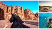 Иордания встречает ласковым шумом Красного моря! Цены на туры на 9 ночей от 33 000 рублей!