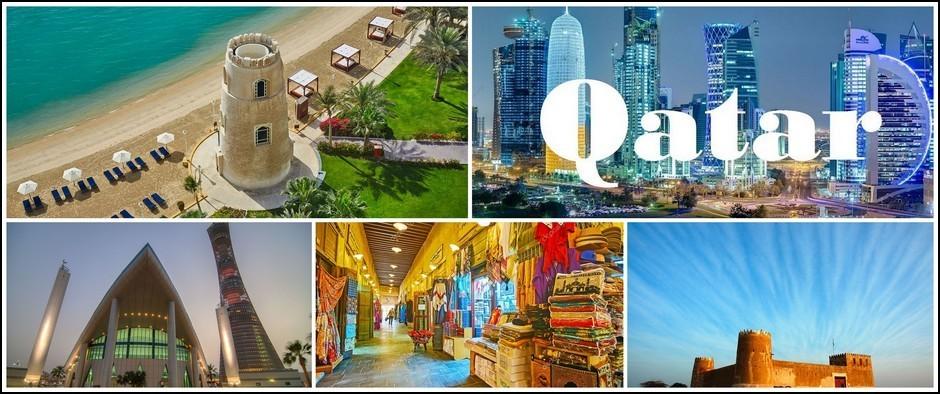Катар – пустынная страна с высоким уровнем жизни.