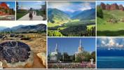 """Сборный тур для индивидуальных туристов """"Жемчужины Кыргызстана""""."""