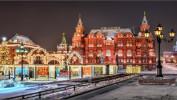 Путешествие в Рождество! Автобусный тур из Кирова в Москву на Рождество, 3 дня!