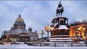 Встреча Нового года в Северной столице: автобусный тур в Санкт-Петербург (7 дней).