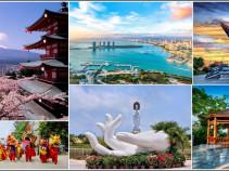 9 дней на райском острове Хайнань (Китай): с 02.10.2019 от 30 800 рублей!!!