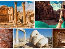 Иордания встречает ласковым шумом Красного моря! Цены на туры от 32 100 рублей!