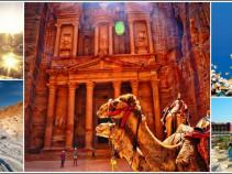 Летим навстречу Красному морю: Иордания на 7 ночей от 27 100 рублей!
