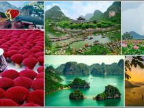 Окунись в лето: Вьетнам на 10 ночей от 28 000 рублей!!!