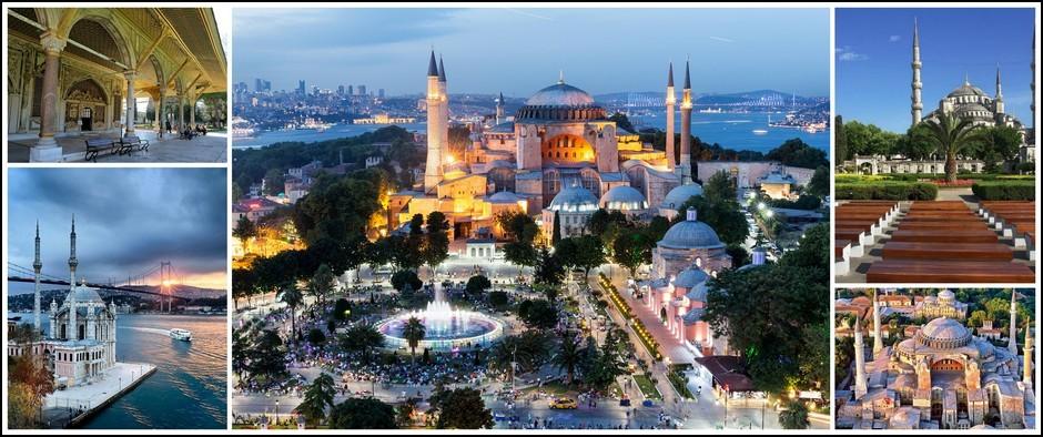 """Тур """"Стамбул - Столицы цивилизаций Анатолии"""". От 17300 рублей."""