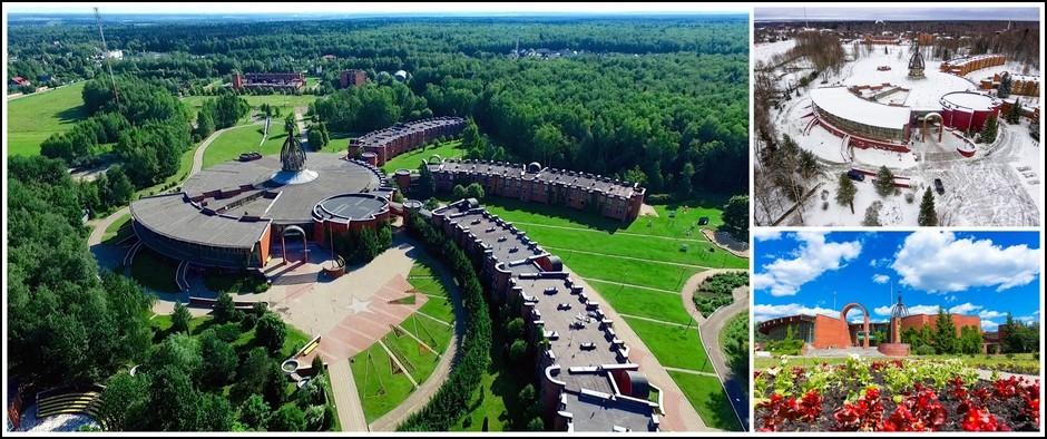 Загородный отель «Ателика Липки» от 6400 рублей.