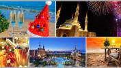 Встречаем Новый 2020 год на Средиземноморском побережье в Турции: с 25.12.2019 на 9 ночей от 40 300 рублей!!!