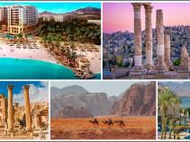 Красное море ждет Вас! Иордания на 8 дней от 24 600 рублей!
