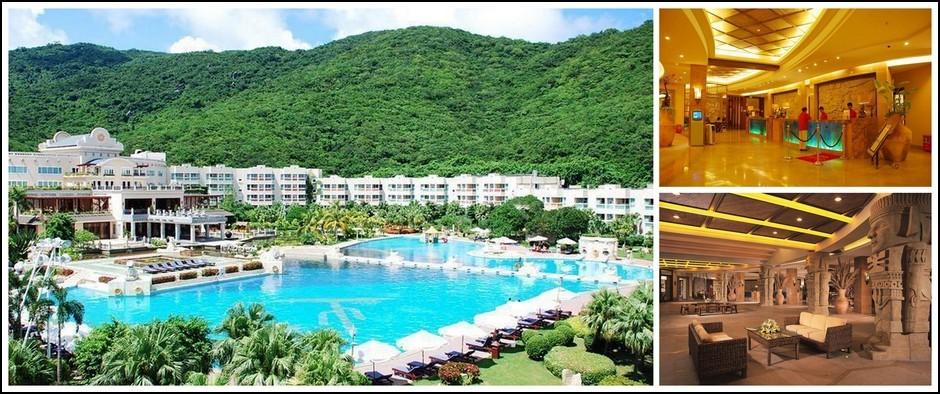 """Отель дня """"Cactus Resort Sanya"""".Вылет 02.01.2020, 15 ночей от 42600."""