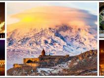 Хотите чего-то нового? Тогда Вам на Новый год в Армению! Вылет 28.12.2019, 7 ночей от 26800 рублей.