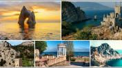 Едем всей семьей автобусом к морю: Крым: Феодосия Судак 2020