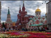 Автобусный тур из Кирова в Москву (2 дня, весна).