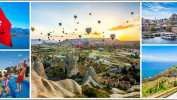 ТУРЦИЯРаннееБронирование!РаннееБронирование-готовимся к лету вместе! Турция 10 дней от 31 700 рублей.