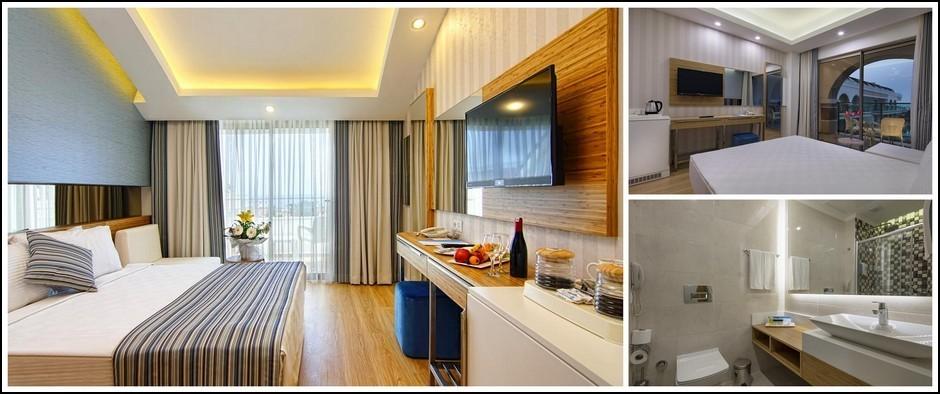 """Турция. Отель дня """"Dosinia Luxury Resort"""". 8 дней в мае от 29800."""