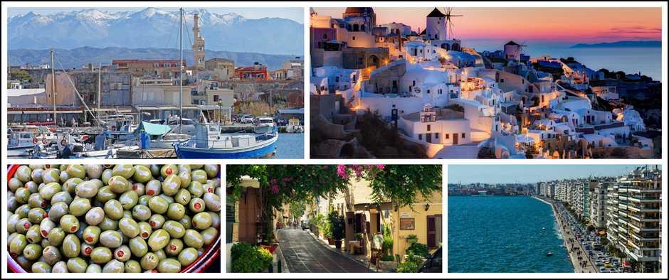 Греция или Кипр - что выбрать?