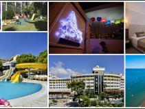 """Отель только для взрослых """"Side Alegria Hotel & SPA"""" от 35300 рублей."""