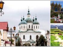 Казань – Елабуга. Гастрономический тур (2 дня)