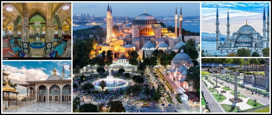 Восточная сказка — туры в Стамбул от 17 000 рублей.