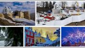 Уютный рождественский тур в Псков, 3 дня, ж/д от 13700 рублей.