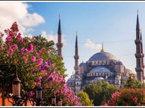Стамбул – ворота в манящий мир Востока. 5 дней от 5400 рублей.