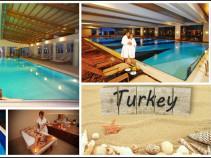 Отели с подогреваемыми бассейнами в Турции. 8 дней от 13400 рублей.